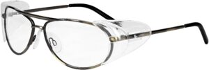 RX-600 Safety Glasses in Gold RX-600-G