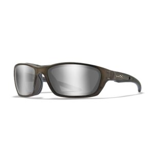 Wiley X Brick Sunglasses in Crystal Metallic WX-855