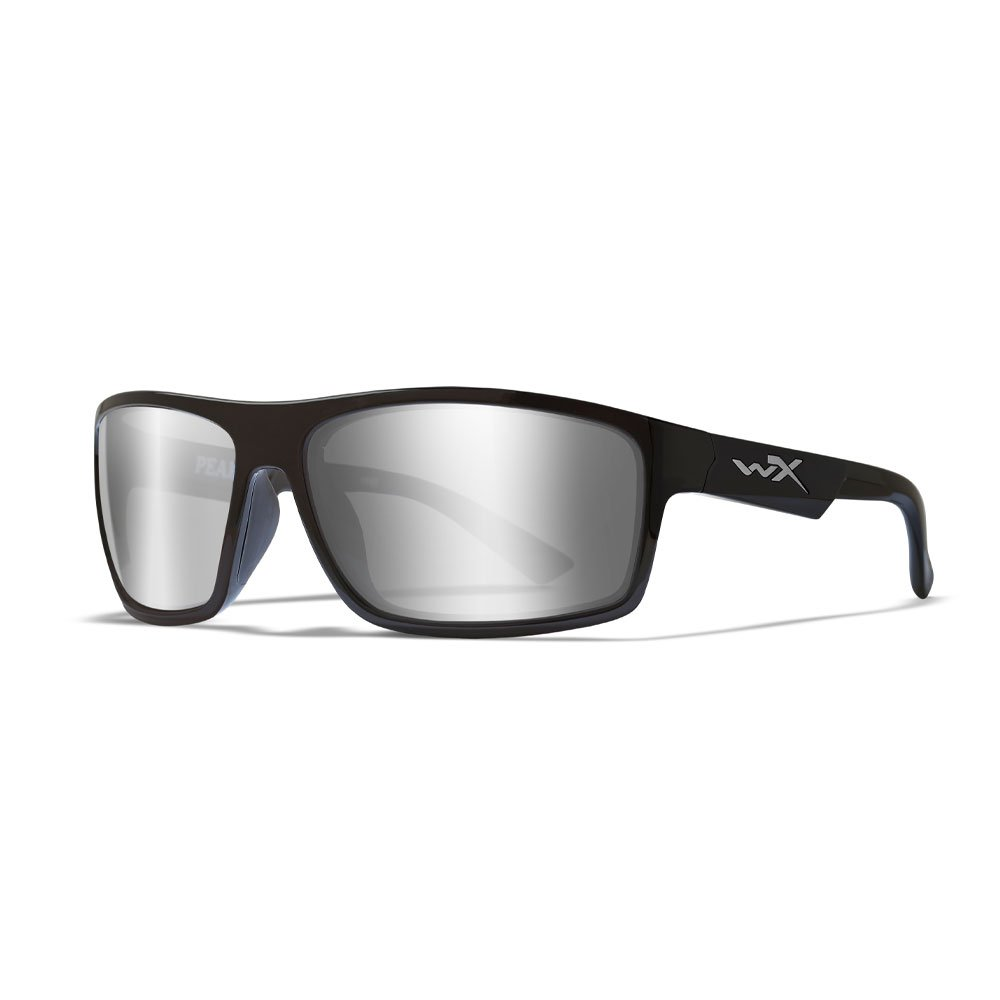 Wiley X Peak Sunglasses in Gloss Black WX-ACPEA01