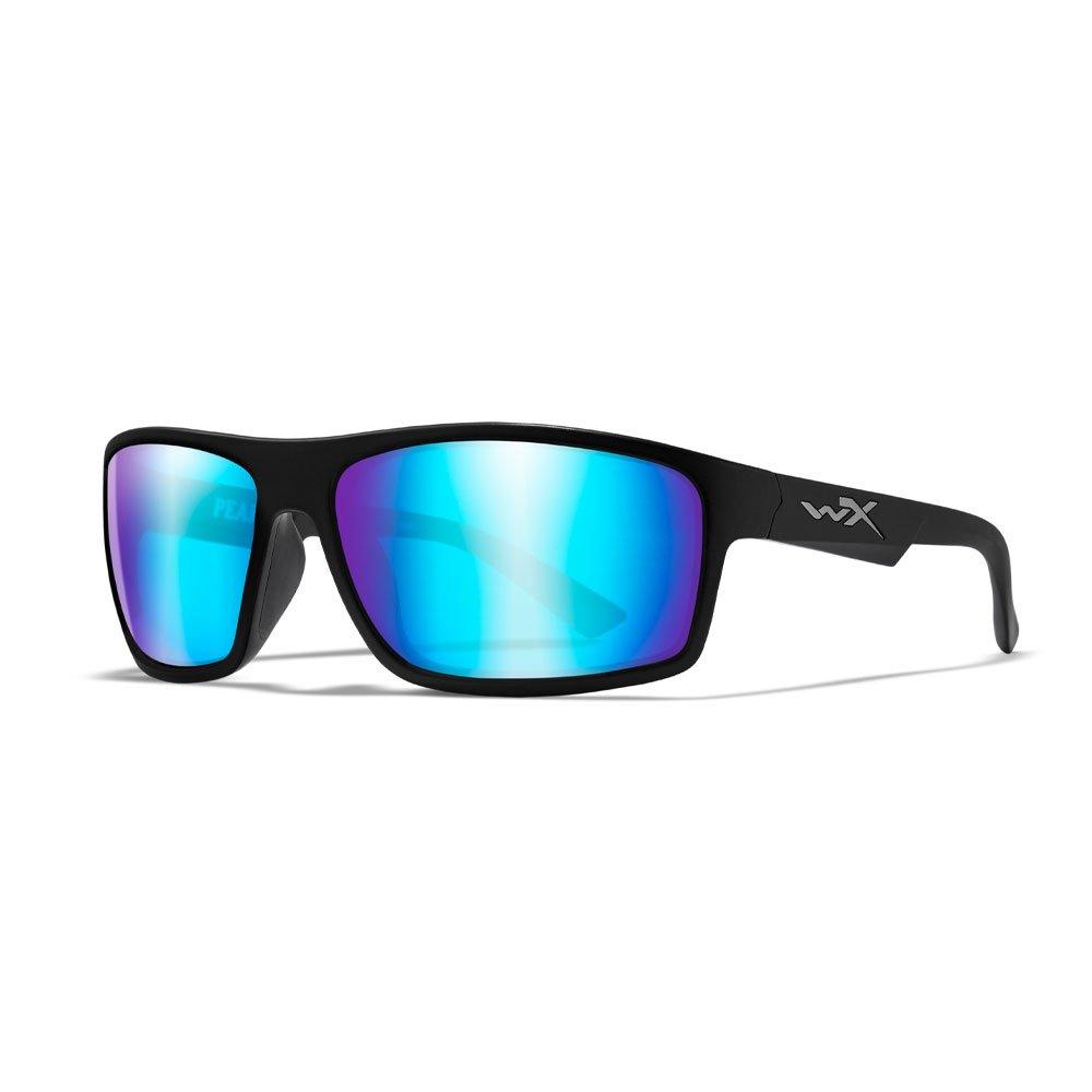 Wiley X Peak Sunglasses in Matte Black WX-ACPEA09