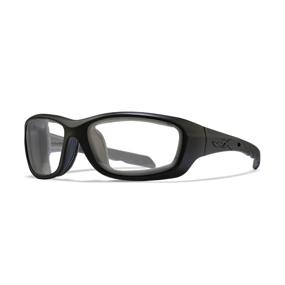 Wiley X Gravity Matte Black Safety Glasses WX-CCGRA03