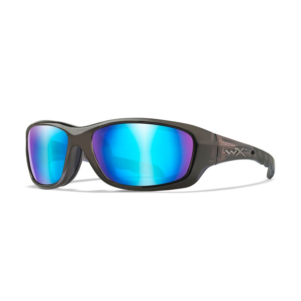 Wiley X Gravity Sunglasses in Black Crystal WX-CCGRA04