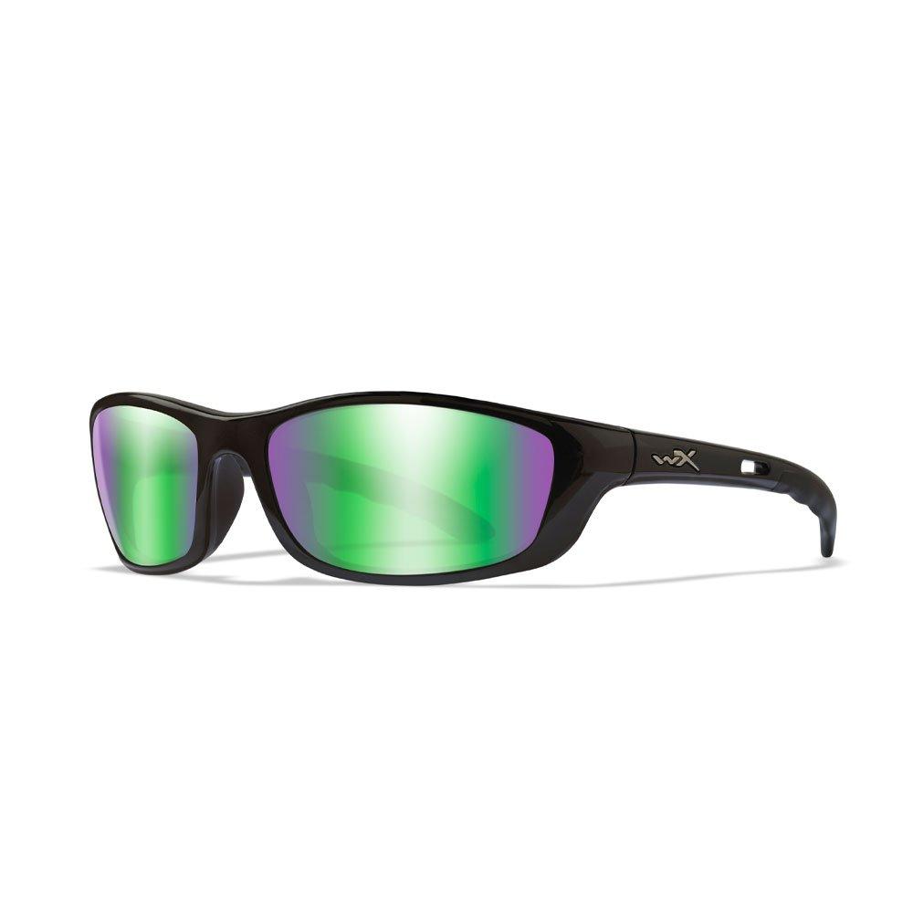 Wiley X P-17 Sunglasses in Gloss Black WX-P-17GM