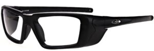 Model RX-Q300 safety glasses in black RX-Q300-BK