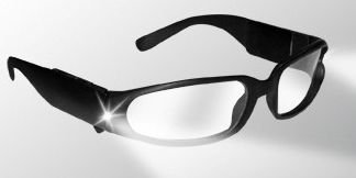 Lighted Safety Glasses