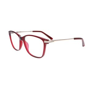 Eight to Eighty Brianna Burgundy Eyeglasses ETE-BRIANNA-BU
