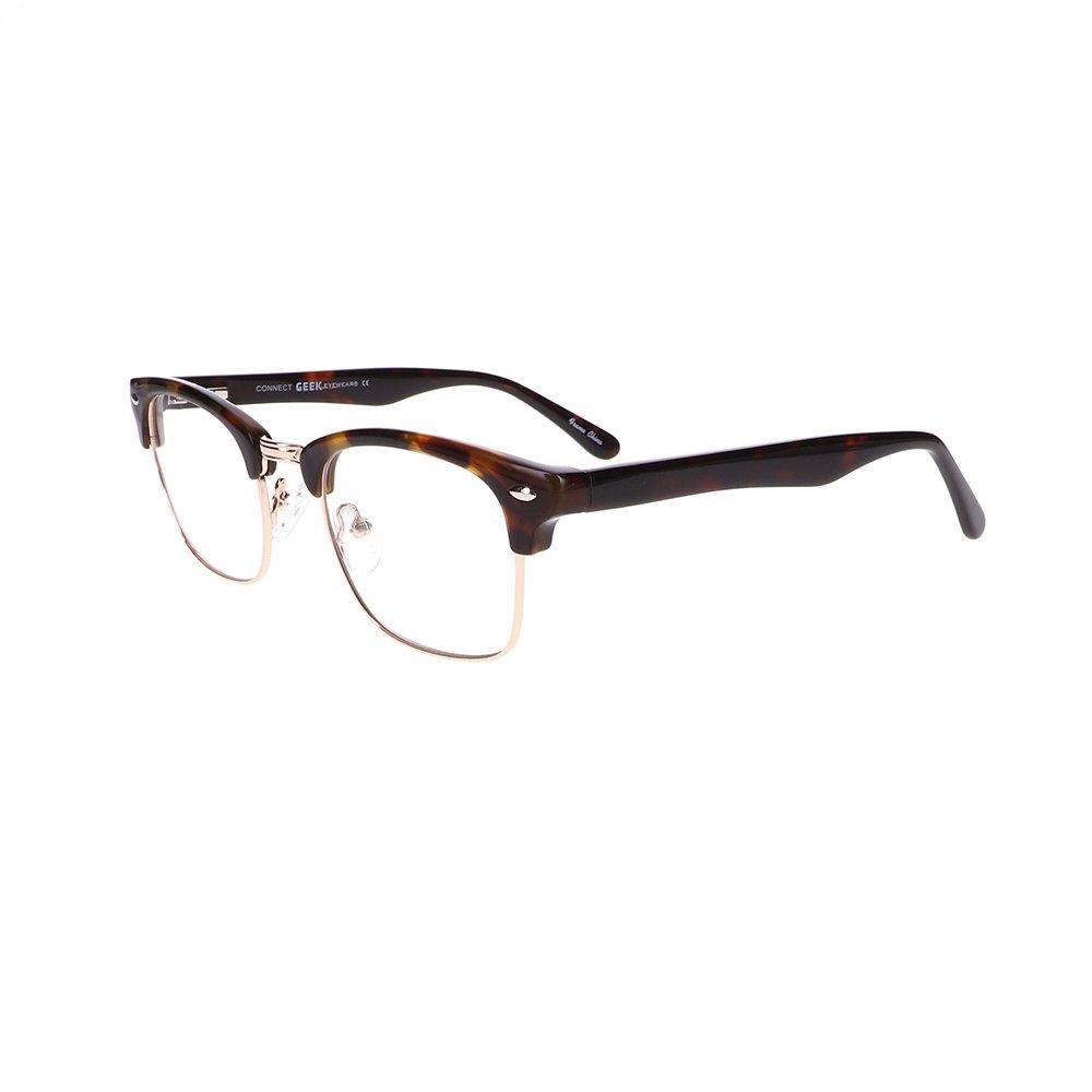 Geek Connect Eyeglasses in Tortoise/Gold LBI-GK-CONNECT-TG