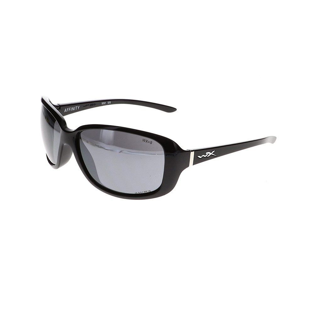 Wiley X Affinity Sunglasses in Gloss Black WX-ACAFN01