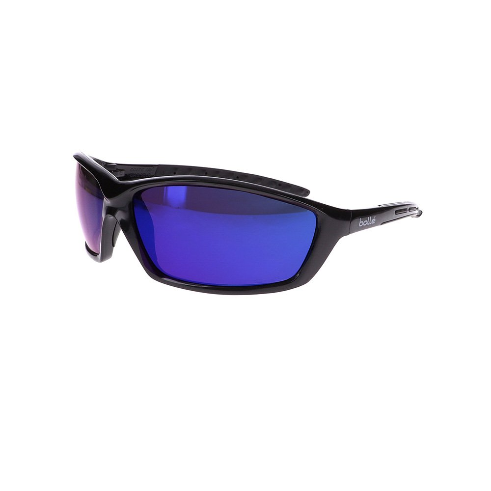 Bolle Solis Blue Flash Safety Glasses BO-SOLIS-40064