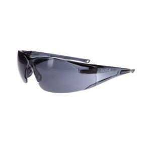 Bolle Rush Smoke Safety Glasses BO-RUSH-40071