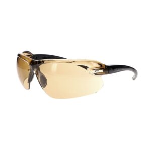 Bolle IRI-s Black Safety Glasses with Twilight Lens BO-IRI-S-40120