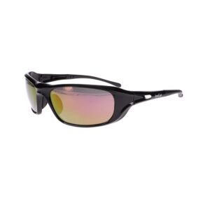 Bolle Shadow Red Mirror Safety Glasses BO-SHADOW-40159