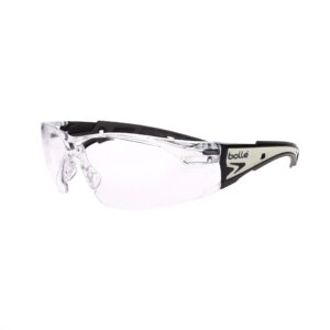 Bolle Rush+ Glow Safety Glasses BO-40292