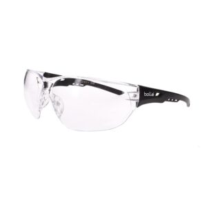 Bolle Ness Safety Glasses with Clear Lens BO-NESS-NESSPSI