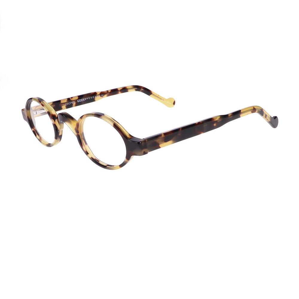 Geek Looper Kids Prescription Glasses in Demi LBI-GK-LOOPER-D