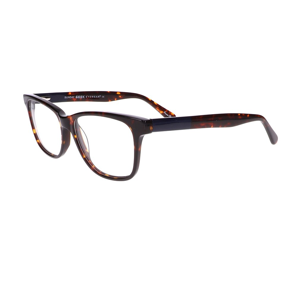 Geek Sunday Prescription Glasses in Tortoise LBI-GK-SUNDAY-T