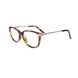 Eight to Eighty Iris Tortoise Eyeglasses ETE-IRIS-T