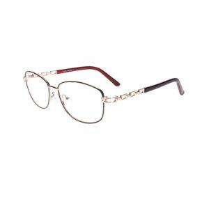 Eight to Eighty Phyllis Burgundy Eyeglasses ETE-PHYLLIS-BU