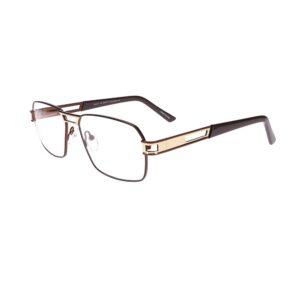 Eight to Eighty Twan Brown/Gold Eyeglasses ETE-TWAIN-BNG