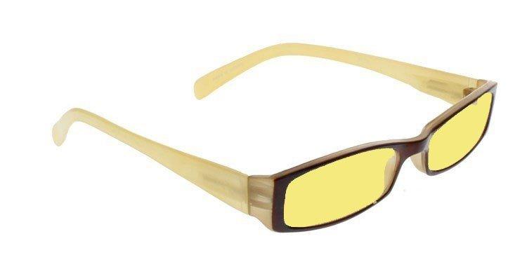 Plastic Frames Night Driving Glasses
