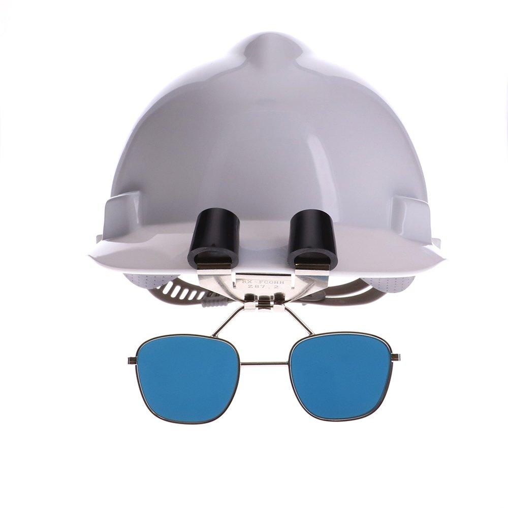 Clip-On Flip-Up Welding Safety Eyewear